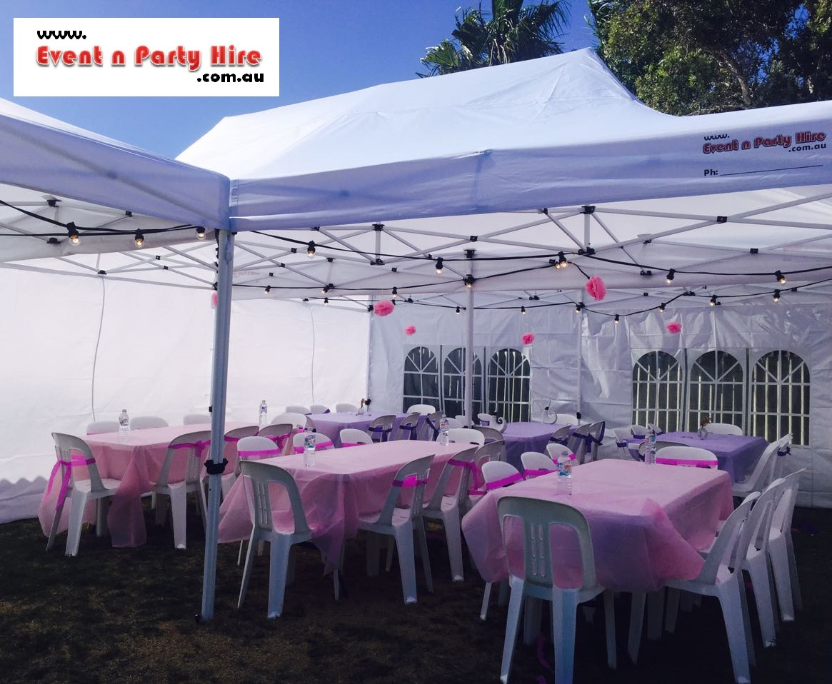 100 Trestle Table And Bench Hire Trestle Table Unik  : 6x6m Marquee 6 Tables 48 Chairs 2 Festoon Lights from 45.32.79.15 size 1165 x 958 jpeg 287kB